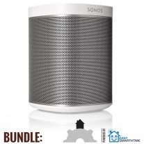Sonos Play:1 Bundle weiss