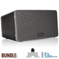 Sonos Play:3 Bundle schwarz