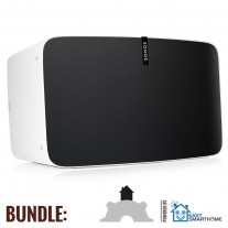 Sonos Play:5 Bundle weiss
